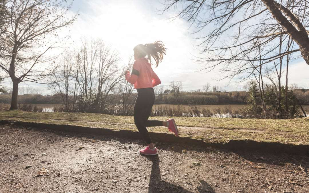 The Story of a Frightened Runner