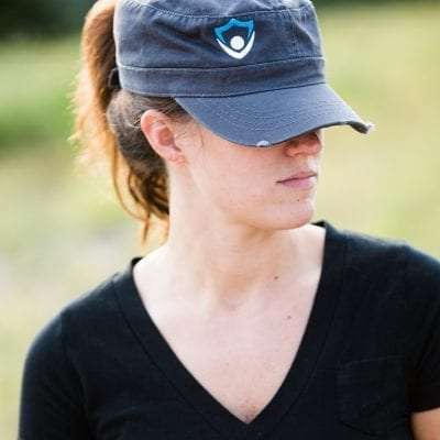 Unisex military hat