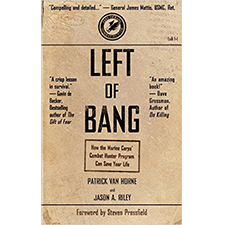 """Left of Bang"" by Patrick Van Horne and Jason Riley"