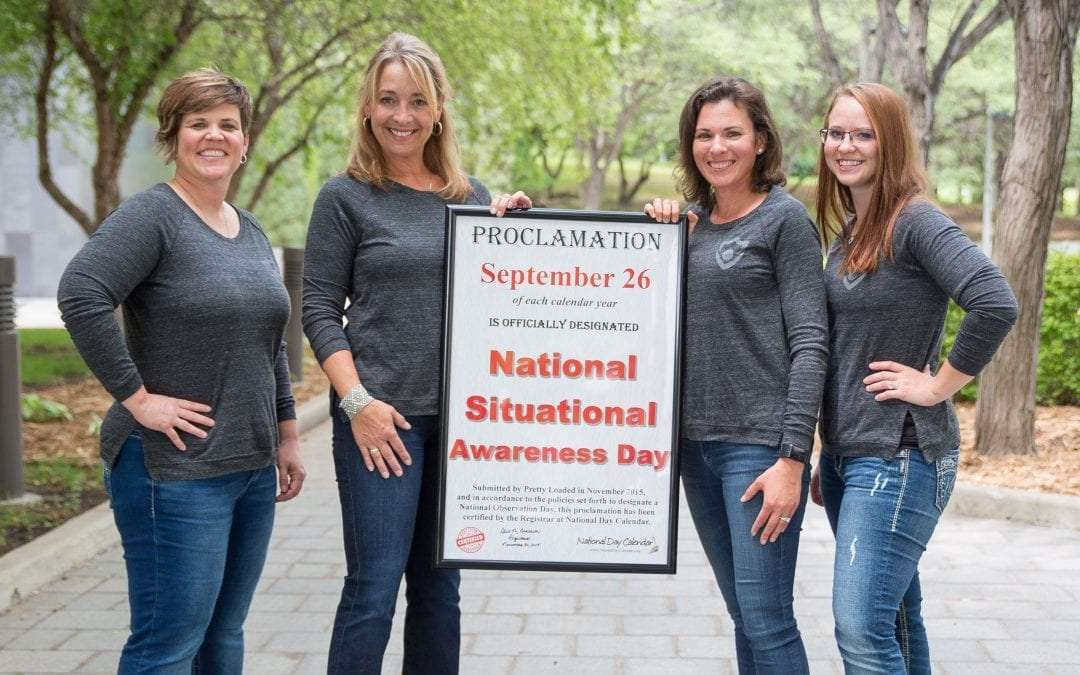 The First Ever National Situational Awareness Day!